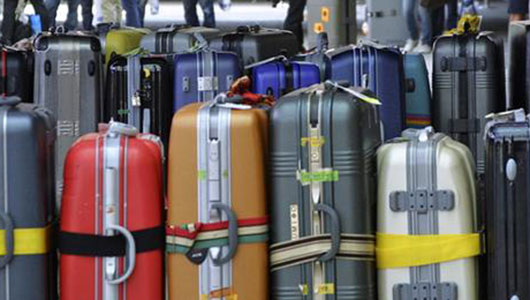 Luggage Storage Romelikehome